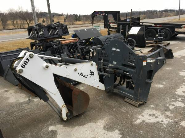 Silt Fence Plow For Excavator Mccormick Equipment Silt