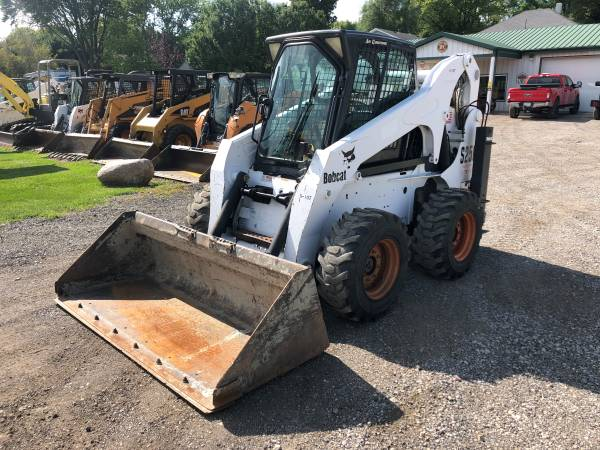 2003 Bobcat S250 Skid Steer Loader – BC Murphy Enterprises LLC