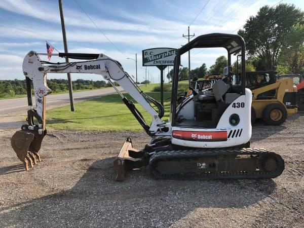 Excavators – BC Murphy Enterprises LLC