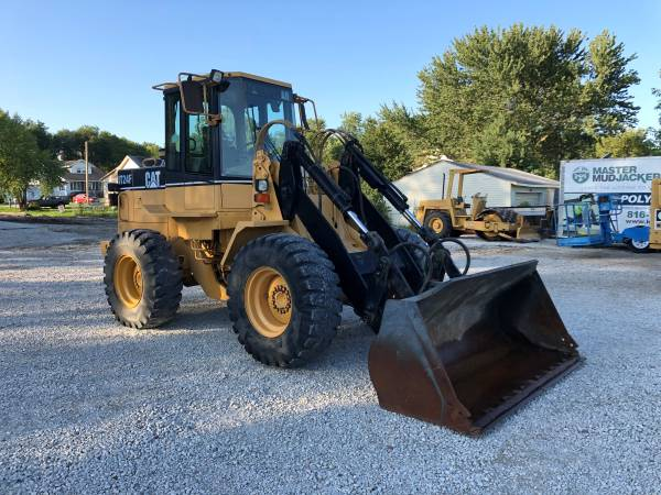 1995 Caterpillar IT 24F Wheel Loader – BC Murphy Enterprises LLC